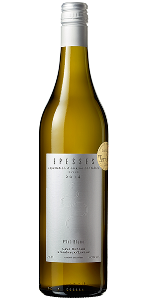 Bouteille Epesses Petit blanc Chasselas Vin blanc